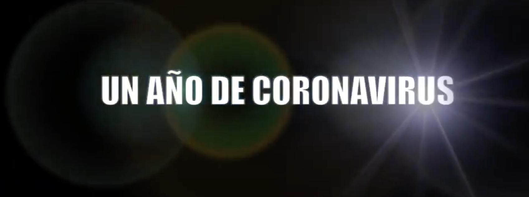 """🎥 El COOCV PRESENTA EL VÍDEO """"UN AÑO DE CORONAVIRUS"""" 🎬"""